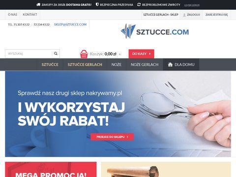 Sztucce.com - Sklep internetowy
