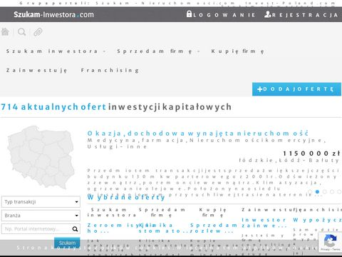Szukam-Inwestora.com
