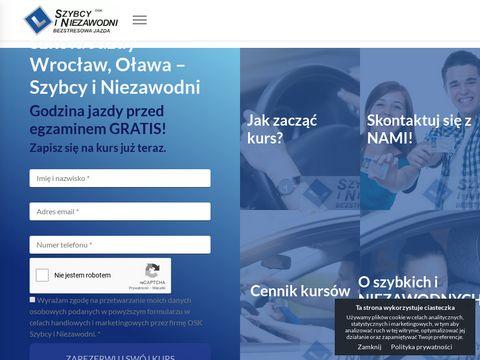 Najlepsza szkoła jazdy Wrocław!