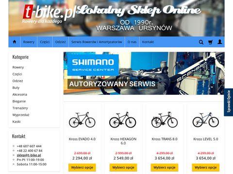 Sklep rowerowy t-bike.pl | Kross | Shimano | Endura