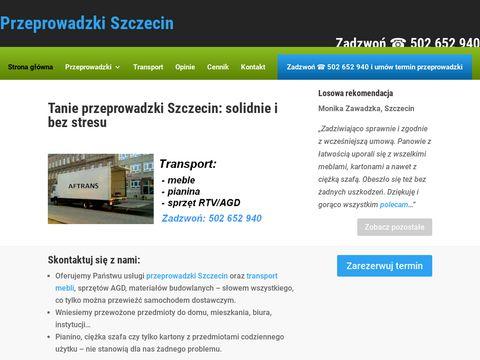 Przeprowadzki Szczecin