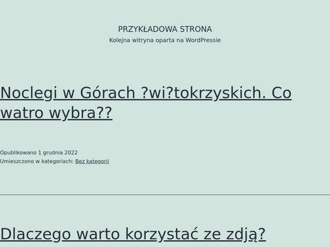 Oferty tanich noclegów na www.taninocleg.pl