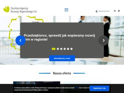 Toruńska Agencja Rozwoju Regionalnego S A