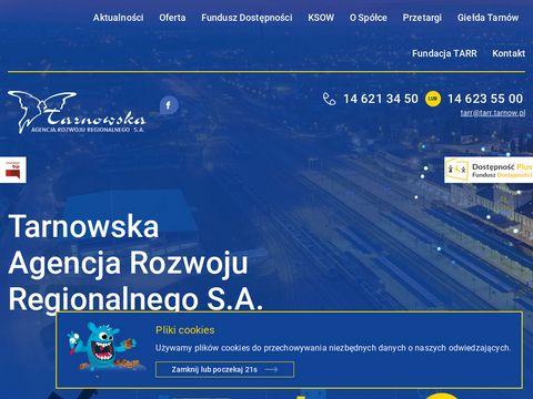 Tarnowska Agencja Rozwoju Regionalnego S A