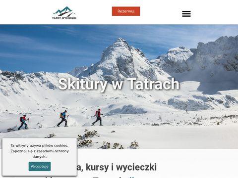 Zapisy na wycieczki w Tatry