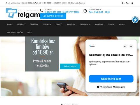 Interet Jasło Telgam