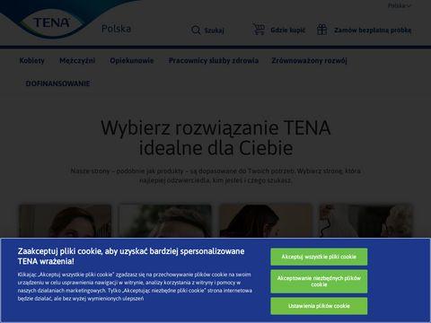 Pampersy dla dorosłych - tena.pl