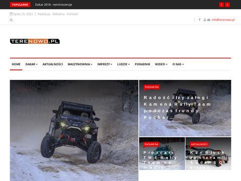 Terenowo.pl - off-road, sport i rajdy 4x4