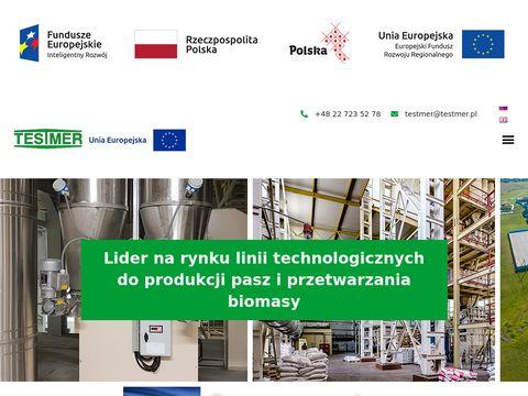 UrzÄ…dzenia do produkcji biopaliw