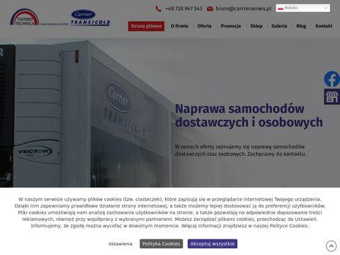 Www.thermotechnica.pl Agregaty chłodnicze