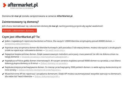 TIR-MAR MARCIN JAKSA naprawa zacisk贸w hamulcowych