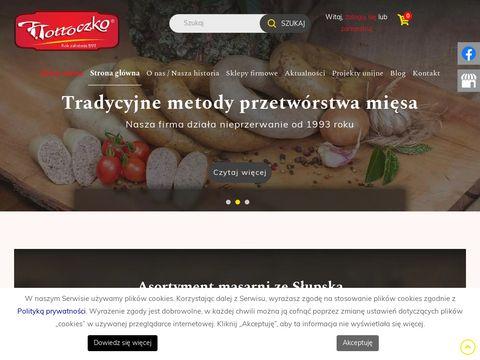 Tolloczko.com.pl dziczyzna S艂upsk