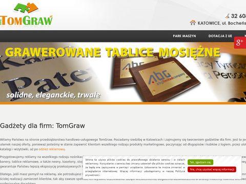 TOMGRAW Certyfikaty Katowice