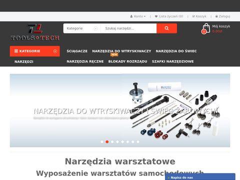 Narz臋dzia do wtryskiwaczy i 艣wiec 偶arowych - tools-tech.pl