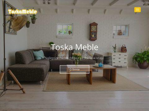 Lady sklepowe www.toskameble.pl