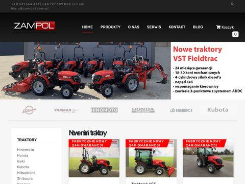CiÄ…gniki sadownicze | traktorki-japonskie.pl