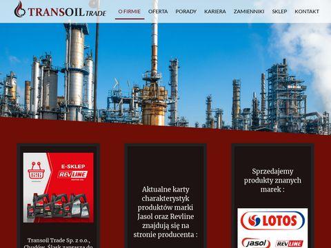 Trans-oil 鈥� oleje,smary, p艂yny