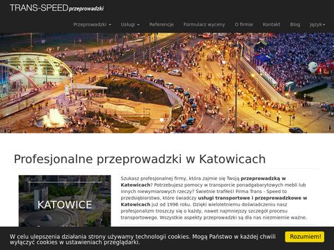 Transport Katowice