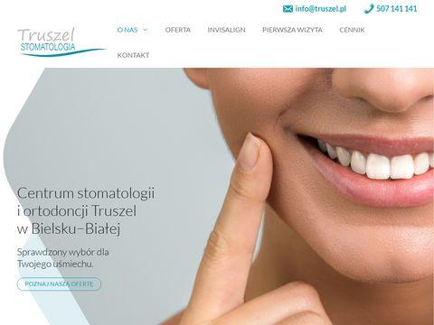 MAREK TRUSZEL ortodonta bielsko