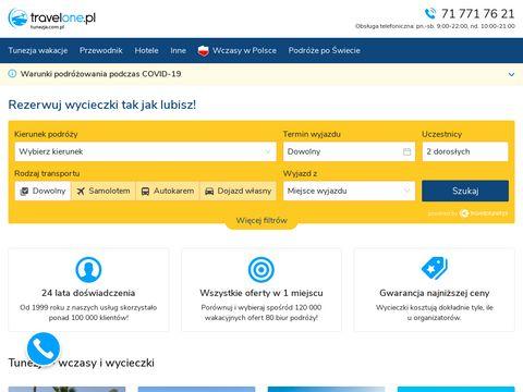 Urlop w słonecznej Tunezji wyłącznie z Tunezja.com.pl!