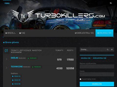 Nissan Klub Turbokillers