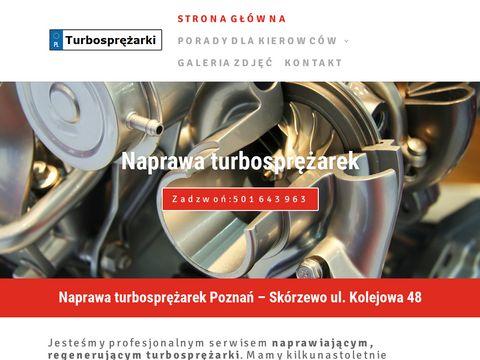 Naprawa samochod贸w Pozna艅 TURBO S.C.