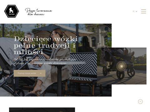 Wózki dziecięce - tutek.pl