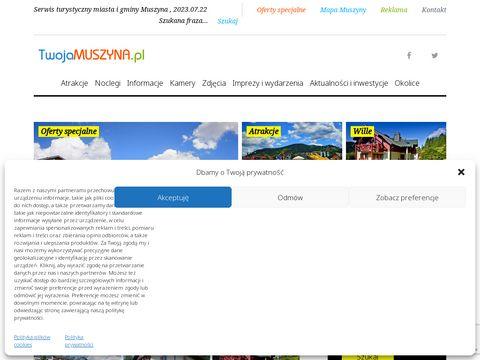 Serwis turystyczny miasta Muszyna