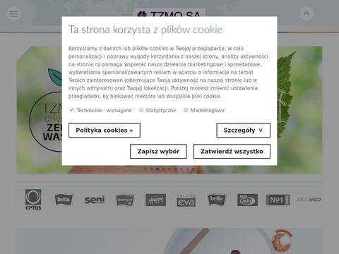 TZMO S A - Toruńskie Zakłady Materiałów Opatrunkowych