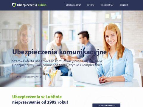 Ubezpieczenia Lublin