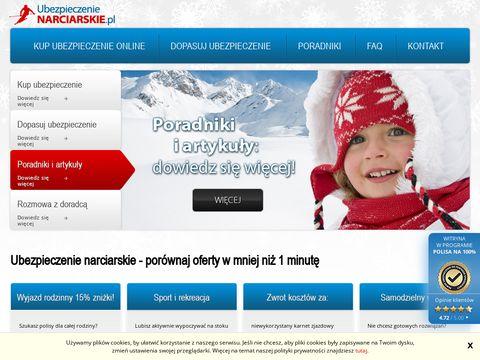 Http://www.ubezpieczenienanarty.pl