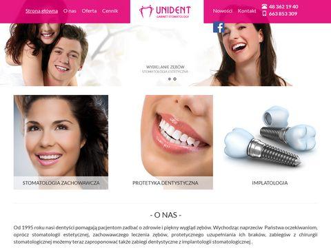 UNIDENT Dentysta Radom