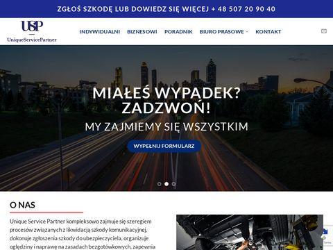 Www.uniqueservicepartner.pl