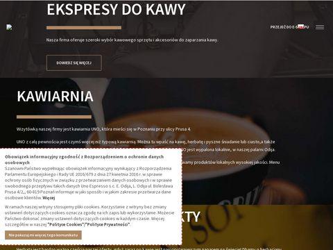 SprzÄ™t do parzenia kawy