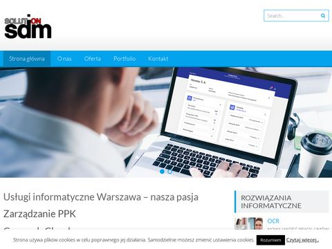 Outsourcing IT. Uslugi informatyczne Warszawa