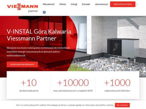 Kompleksowe usługi hydraulicze - kotły, kolektory słoneczne - Viessmann