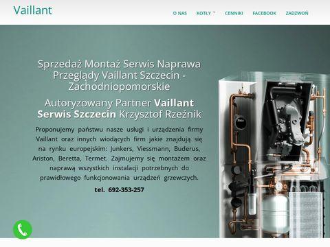 Montaż urządzeń gazowych Szczecin