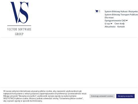 Grupa Vector Software - vectorsoft.pl