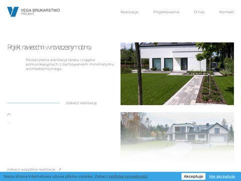 Vegabrukarstwo.pl - kostka brukowa