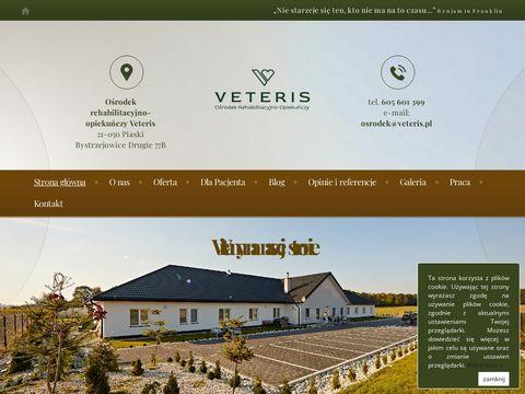 Veteris - dom opieki społecznej lublin