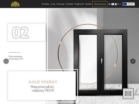 Producent Okien - vidok.com