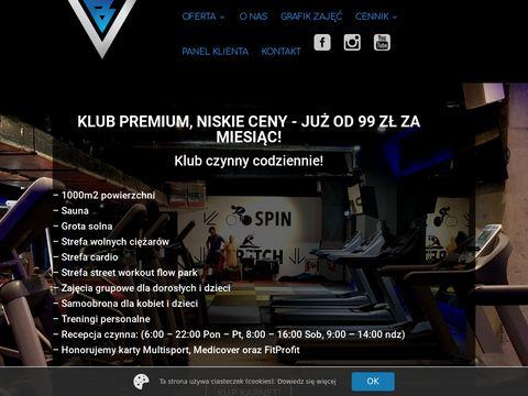 Siłownia Kraków - vitalityboutique.pl