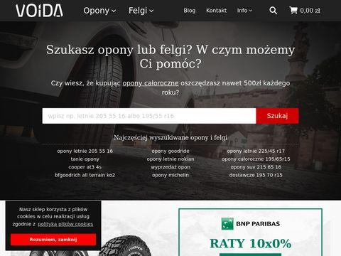 Opony zimowe - voida.pl