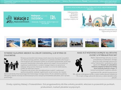 Przewodnik Turystyczny Wakacje i Podróże Marzeń