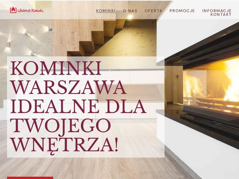 Walma.pl bio kominki warszawa