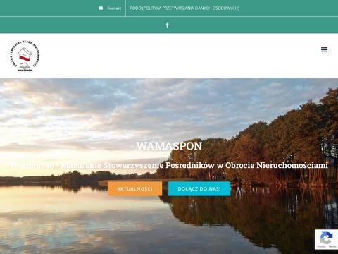 Warmińsko-Mazurskie Stowarzyszenie Pośredników w Obrocie Nieruchomościami