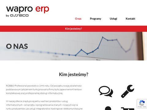 Asseco WAPRO - Oprogramowanie dla firm