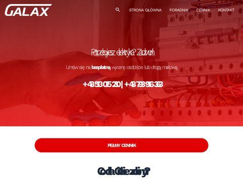 Instalacje elektryczne - Warszawa