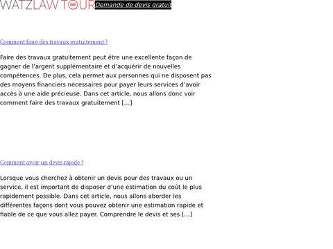 Watzlaw-tour.eu wynajem busów dąbrówka