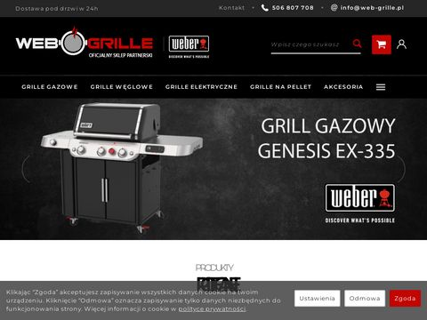 GRILLE-WARSZAWA grill wÄ™dzarnia